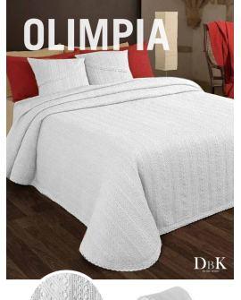 COLCHA OLIMPIA CAMA 90/150